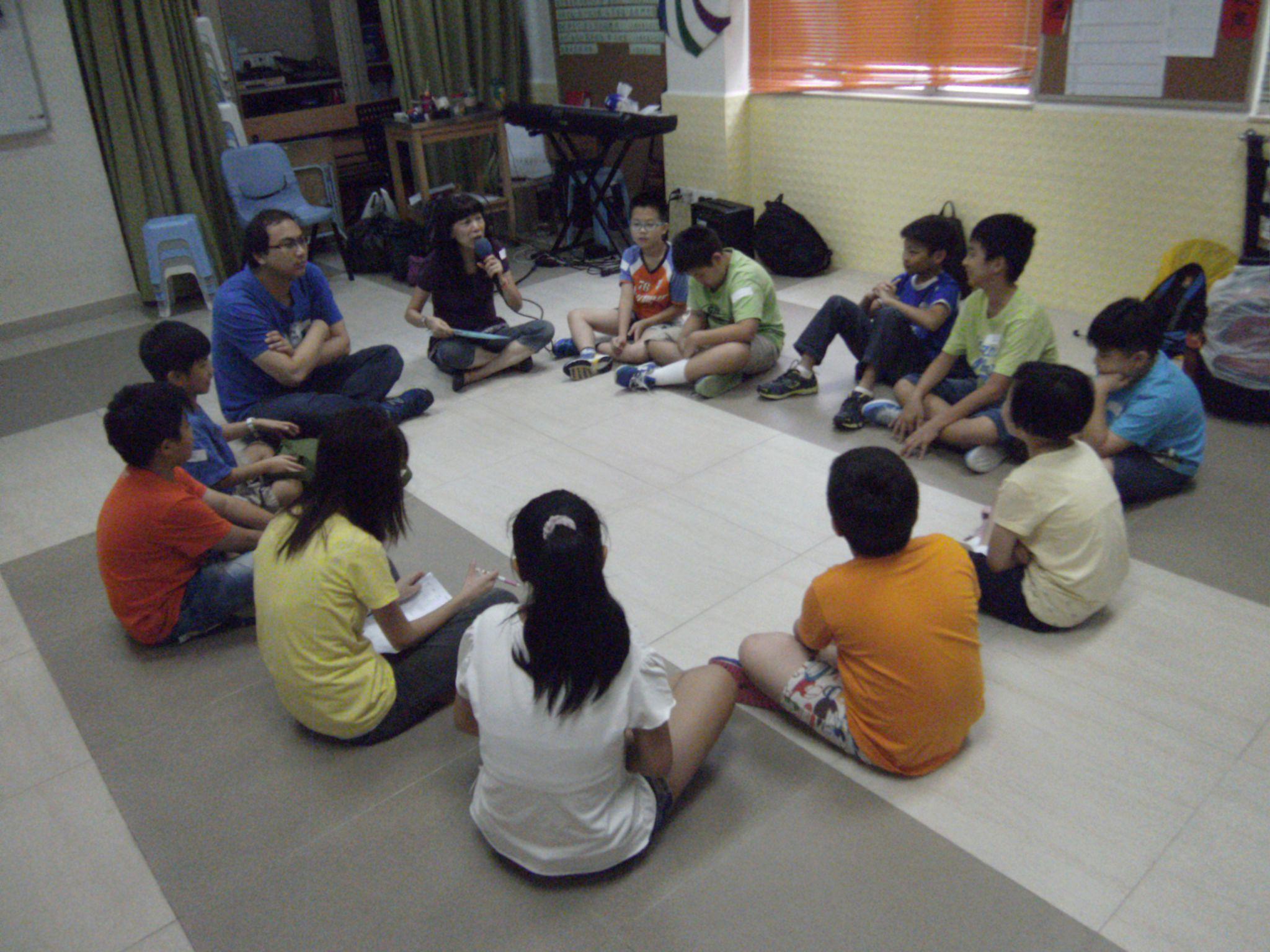 兒童暑期活動 ~ 活力SUMMER好友營
